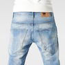 G-Star RAW® Arc 3D Shorts Light blue front flat