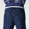 G-Star RAW® 5620 3D Sweat Pants Dark blue model back zoom