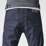 G-Star RAW® Bronson Slim Chino Dark blue model back zoom