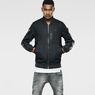 G-Star RAW® Jacor Wool Bomber Black