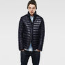 G-Star RAW® Meeflic Jacket Dark blue model side