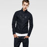 G-Star RAW® Arc Zip 3D Slim Jacket Dark blue model front