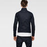 G-Star RAW® Arc Zip 3D Slim Jacket Dark blue model back