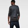 G-Star RAW® Type C Waist Coat Dark blue model back