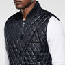 G-Star RAW® A Cr Varsity Vest Dark blue flat back