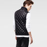 G-Star RAW® Meefic Quilted Vest Black model back