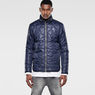 G-Star RAW® Edla Lightweight Jacket Dark blue model front