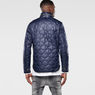 G-Star RAW® Edla Lightweight Jacket Dark blue model back