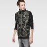 G-Star RAW® Edla Padded Vest Grey model side