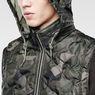 G-Star RAW® Edla Padded Vest Grey flat front