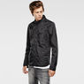 G-Star RAW® Hamzer Lightweight Biker Jacket Black model side