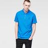 G-Star RAW® Fero Polo T-Shirt Medium blue model front
