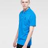 G-Star RAW® Fero Polo T-Shirt Medium blue model side