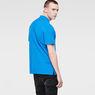 G-Star RAW® Fero Polo T-Shirt Medium blue model back
