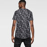 G-Star RAW® Groved Relaxed T-Shirt Grey