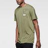 G-Star RAW® Gazres Long T-Shirt Green
