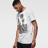 G-Star RAW® Narog Long T-Shirt White