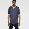 G-Star RAW® Matmini Sweat Medium blue model front