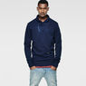 G-Star RAW® Omaros Aero Sweat Dark blue model front