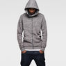G-Star RAW® y 2 a t h v s l, linr auth cam van sw, heron Grey model front