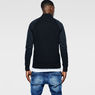 G-Star RAW® Kryv Vest Knit Black model back