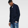 G-Star RAW® Renej Knit Dark blue model front