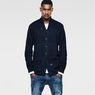G-Star RAW® Renej Knit Dark blue model side