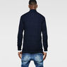 G-Star RAW® Renej Knit Dark blue model back