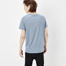 G-Star RAW® Base Heather T-shirt 2-pack Light blue model side