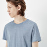 G-Star RAW® Base Heather T-shirt 2-pack Light blue flat front