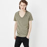 G-Star RAW® Base Heather T-shirt 2-pack Green model front