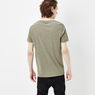 G-Star RAW® Base Heather T-shirt 2-pack Green model side
