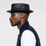 G-Star RAW® Dawher Paperstraw Hat Dark blue