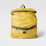 G-Star RAW® Originals Packable Backpack Yellow front flat