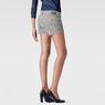 G-Star RAW® Arc Tuka Striped Shorts White model