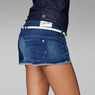 G-Star RAW® MINI SHORTS Medium blue front