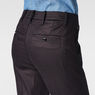 G-Star RAW® Bronson High Waist Chino Dark blue model back zoom