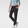 G-Star RAW® New Danbur Jog Chino Black front flat