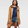 G-Star RAW® Dty Jacket Brown model front