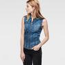 G-Star RAW® Mdg  Jacket Medium blue model side