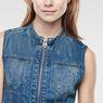 G-Star RAW® Mdg  Jacket Medium blue flat front