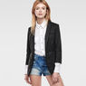 G-Star RAW® Type C Blazer Black model front