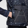 G-Star RAW® A Crotch Sleeveless Jacket Dark blue flat back