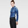 G-Star RAW® New Slm Tai Jacket Medium blue model side