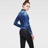 G-Star RAW® New Slm Tai Jacket Medium blue model back