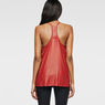 G-Star RAW® Arc 3D Strap Top Red