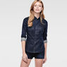 G-Star RAW® Calis Contour Shirt Dark blue