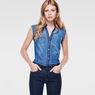 G-Star RAW® Midge Dumont Slim Shirt Medium blue