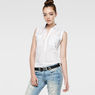 G-Star RAW® Sharill Tuck-In Top White