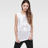 G-Star RAW® Gretch Double Layer T-Shirt White